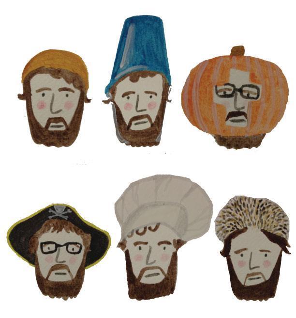 The many hats of Adam Roper